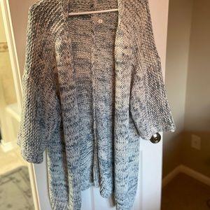 Gap sweater shrug